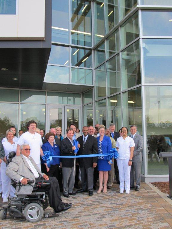 DTAE Ribbon Cutting Ceremony