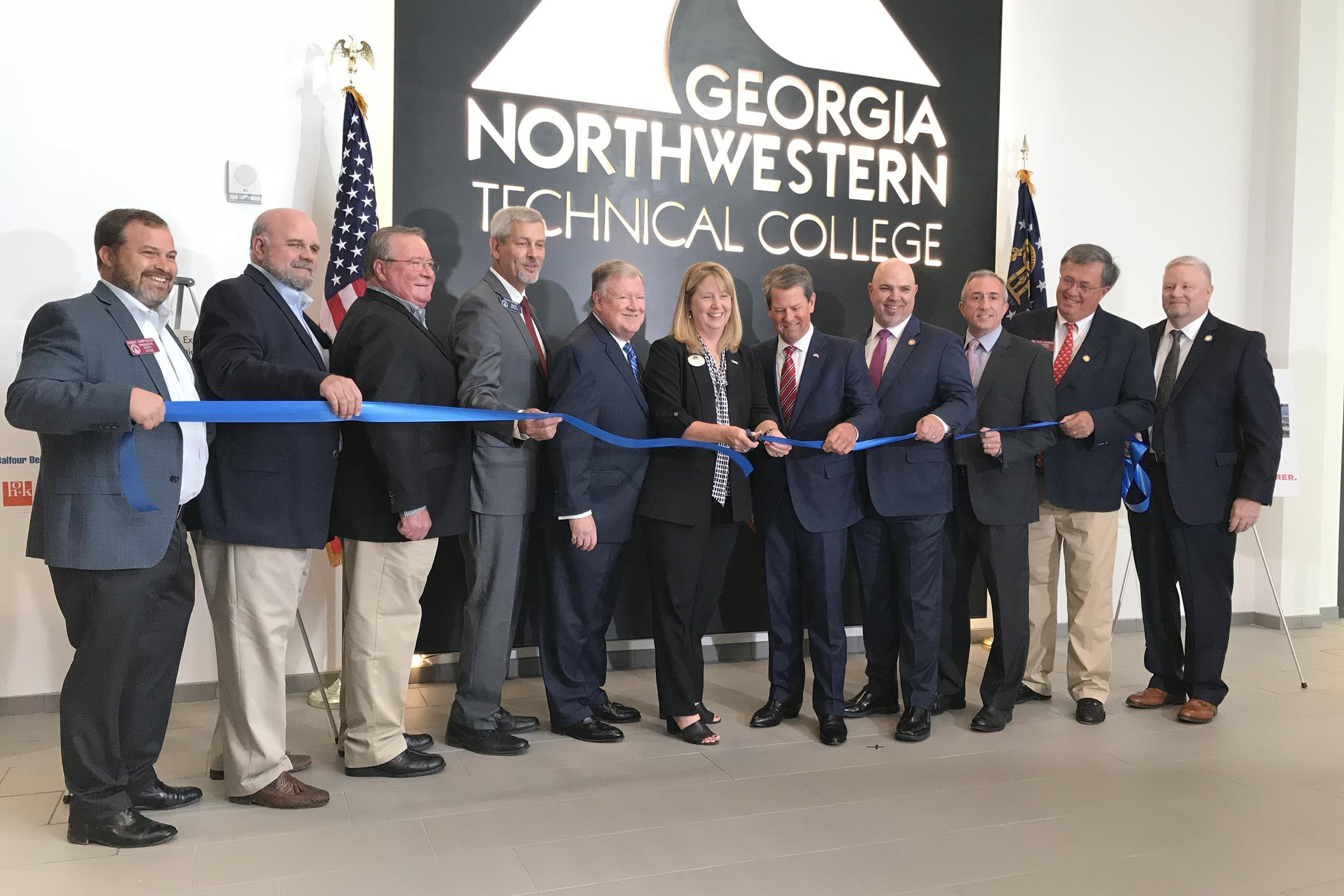 GNTC Ribbon-Cutting