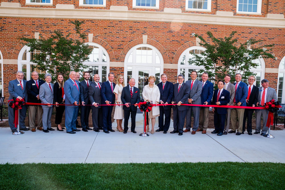 UGA Ribbon Cutting