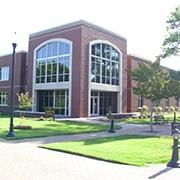 Photo of ABAC new science building